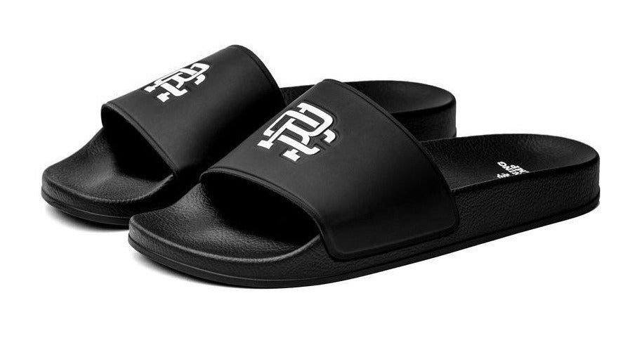Reigning Champ - Monogram Slide - Black - City Workshop Men's Supply Co.