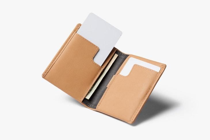 Bellroy - Slim Sleeve Wallet - Tan - City Workshop Men's Supply Co.