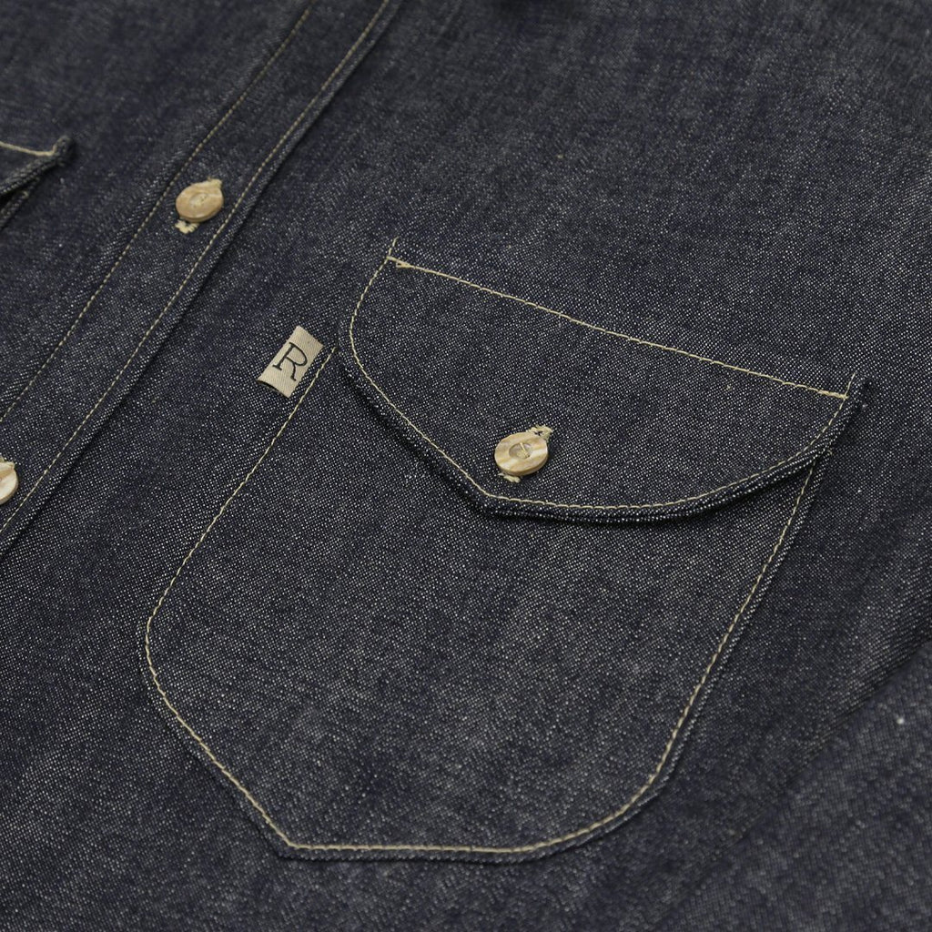 Railcar Fine Goods - Eliminator Japanese Selvedge Denim Shirt