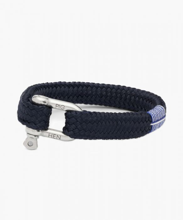 Pig & Hen - Gorgeous George - Navy/Silver