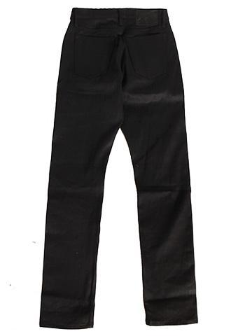 Left Field NYC - Atlas 15 oz Black Maria Extra Long Staple Cotton Denim