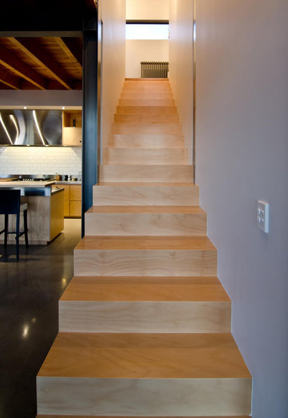 Make Furniture Hoop Pine Staircase Made In New Zealand