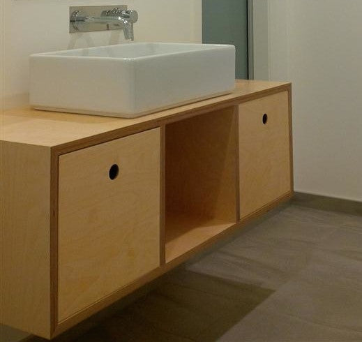 Make Furniture New Zealand Made Plywood Vanity