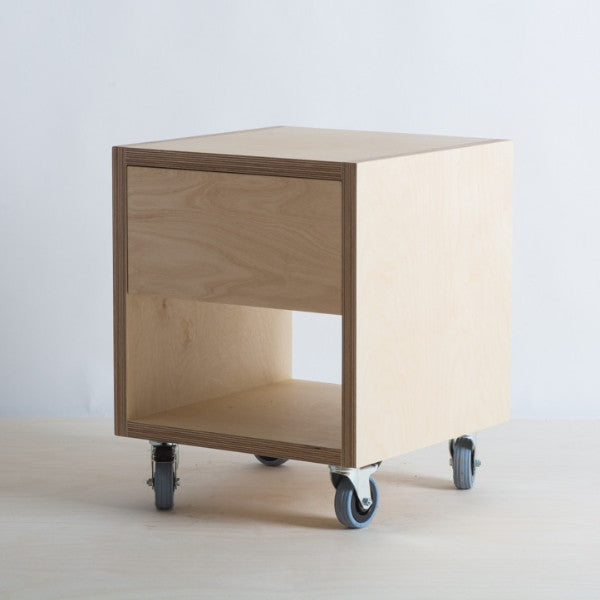 Bedside Cabinet - With Soft close drawer