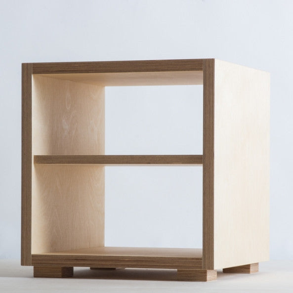 Bedside Cabinet - With Shelf