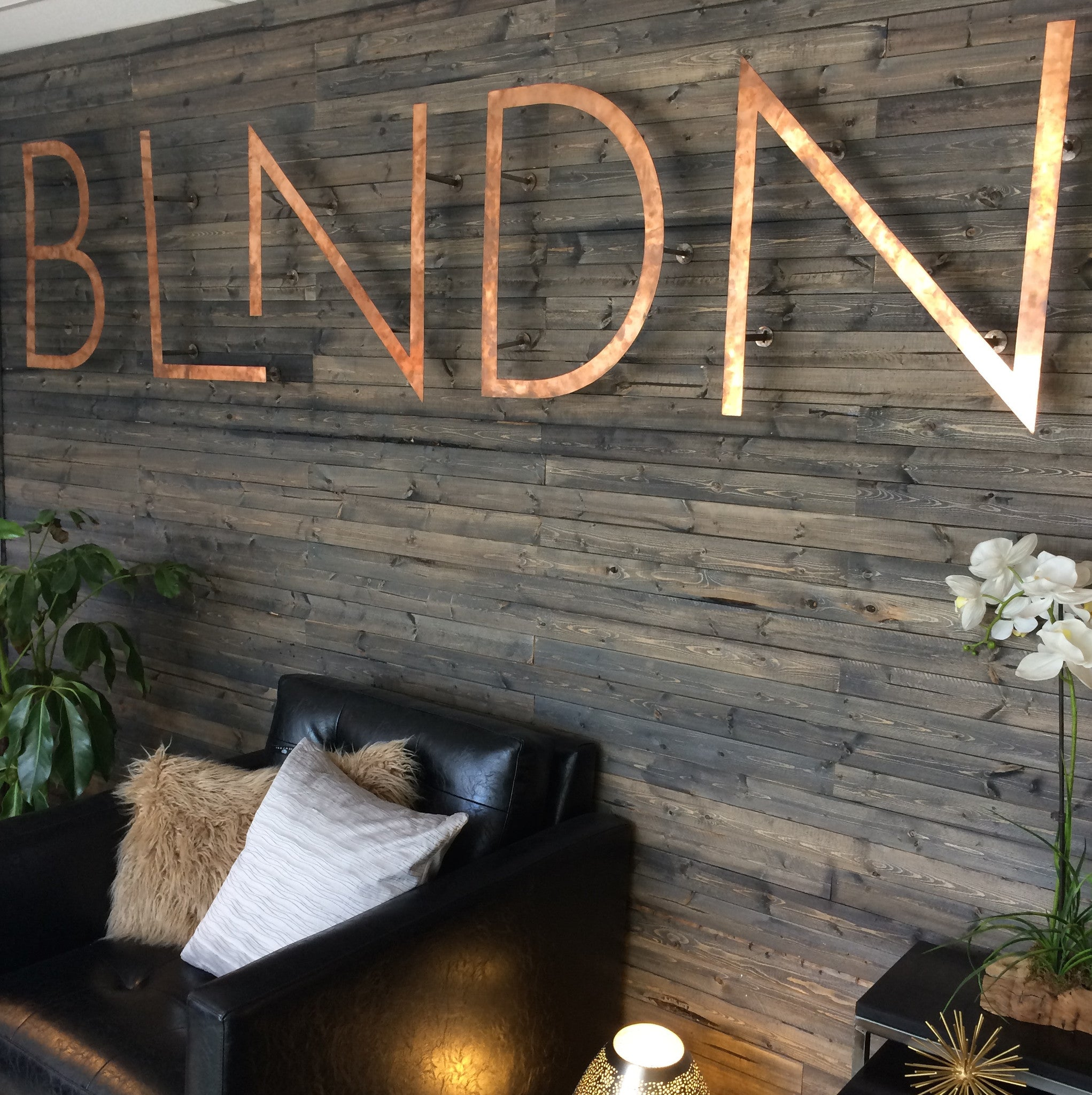 BEHIND THE SCENES: WELCOME TO BLNDN HQ