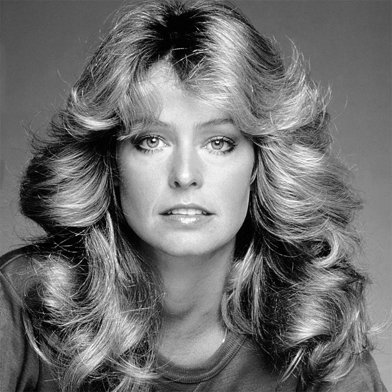 farrah fawcett hair styles flashback friday diy farrah fawcett hair blndn 3211