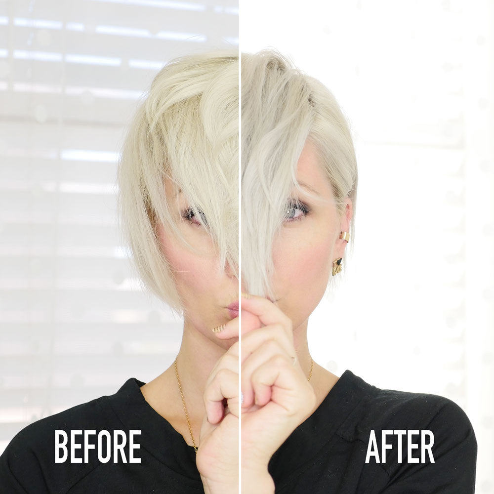 Purple Shampoo Before And After Gallery