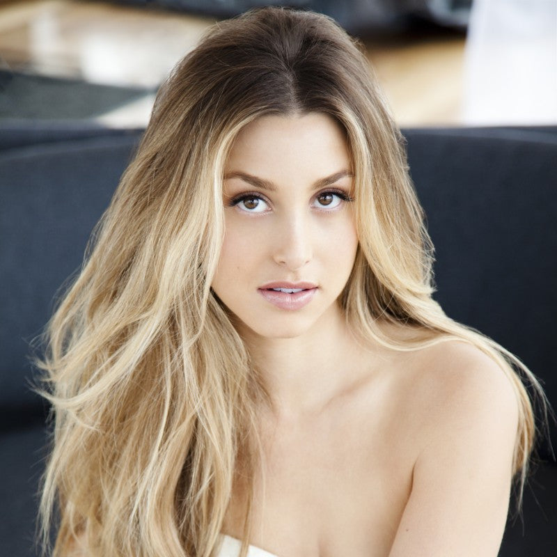 THIRSTY THURSDAY: HEALTHY HAIR MUSE OF THE WEEK, WHITNEY PORT