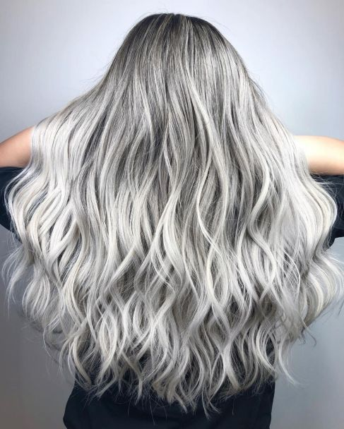 BLNDN Haircare Grey Hair
