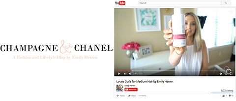 champagne and chanel blndn video