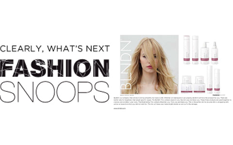 fashion snoops blndn press