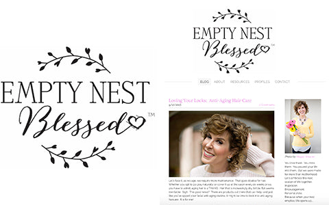 empty nest blessed blndn press