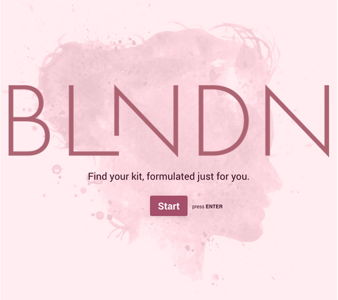 blndn hair quiz