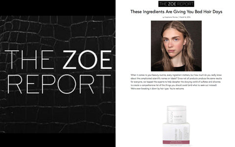 The Zoe Report BLNDN