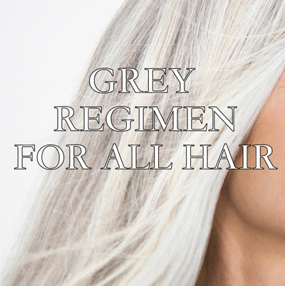 Grey Regimen - Fine, Medium and Thick