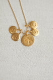 Tree of Life Personalized Necklace with Initials | Darleen Meier Jewelry
