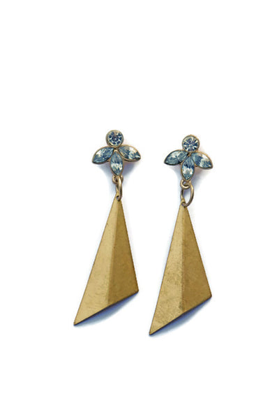 Barrett small crystal Earrings