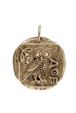 Ancient Greek Coin Charm