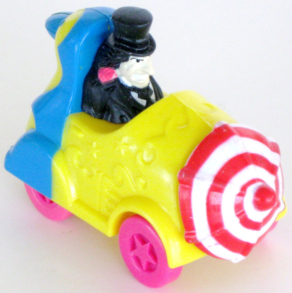 "Penguin From Batman 1992 Toy Car (3"" Long)"