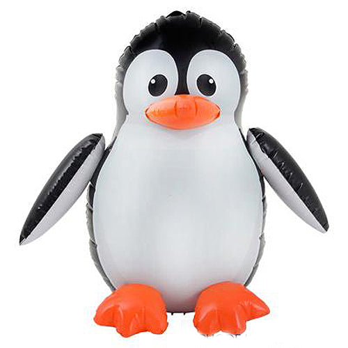 "Inflatable Penguin (24"" tall)"