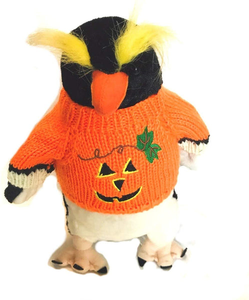 "Rockhopper Halloween Penguin Plush (12"" Tall)"