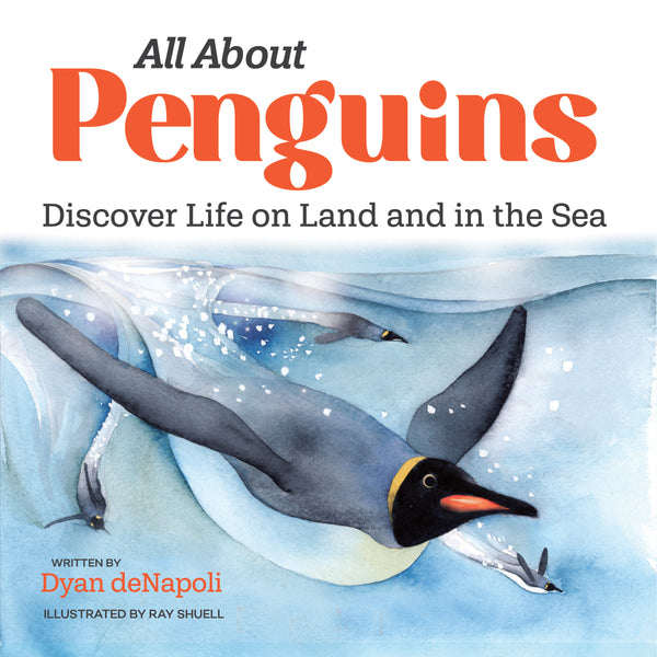 All About Penguins (Soft Cover 54 pages ages 5-8)