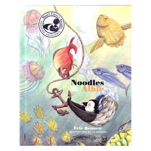 Noodles Albie Penguin Picture Book Children's Storybook Award Winning