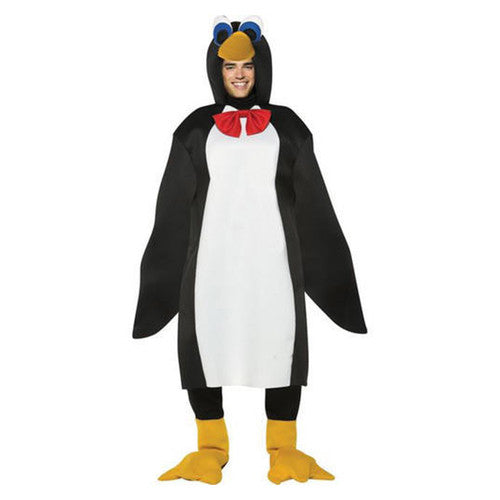 Penguin Costume Adult Size Rasta Imposta for Halloween