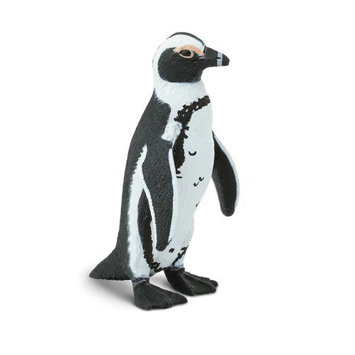 "African Penguin Figurine (3"" tall)"