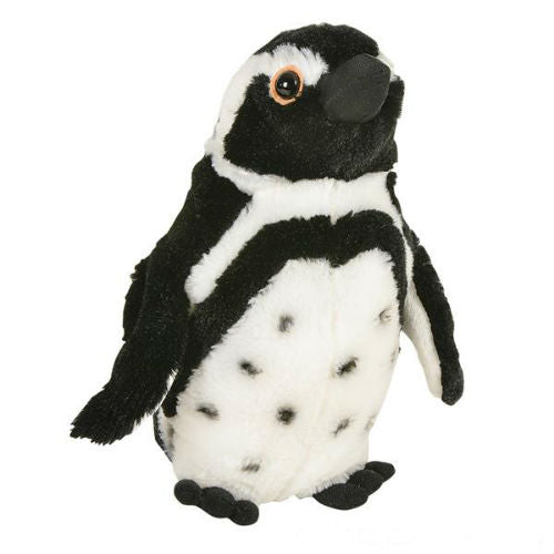 "Blackfoot Penguin Plush (8"" Tall)"