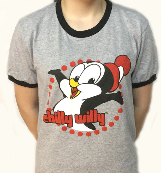 Chilly Willy T-Shirt (S, L  &  XL)