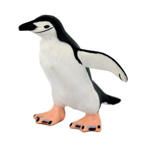 "Chinstrap Penguin Figurine by Safari (2 1/2"" tall)"