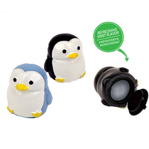Cool Penguin Lip Balm (Blue Mint)