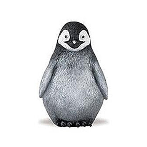 "Emperor Penguin Chick by Safari (3"" tall)"