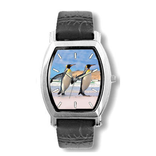 Emperor Penguin Couple Watch (Mens)