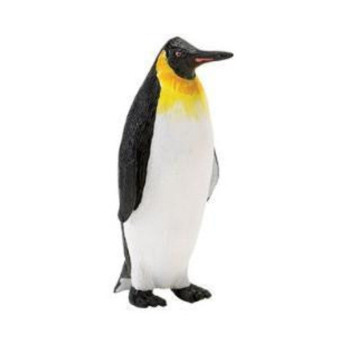 "Emperor Penguin Figurine by Safari ( 3 1/2"" tall)"