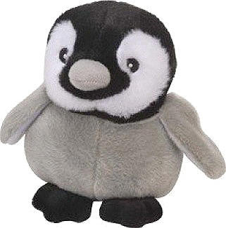 "Emperor Penguin Pudgy Pal (4.5"" tall)"