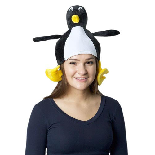 Fun Penguin Hat (One Size Fit All)