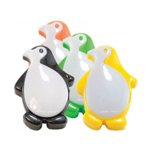 Penguin Pencil Sharpeners party favors stocking stuffers