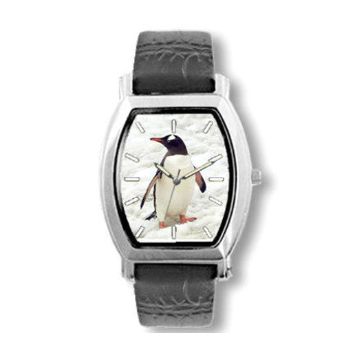 gentoo penguin watch men's