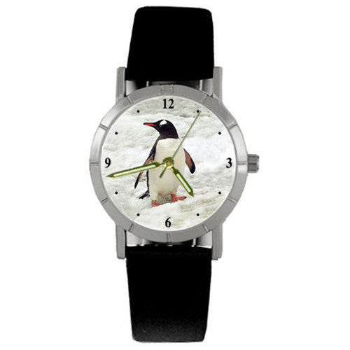 gentoo penguin watch women's