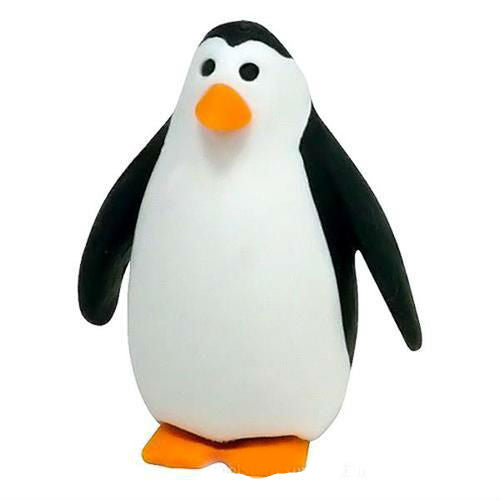 Penguin Puzzle Eraser Toy