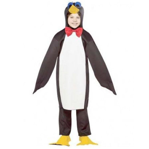 Penguin Kids Children's Costume, Size 7-10, Halloween