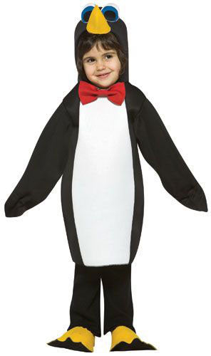 Kids Penguin Costume (Size 3-4)