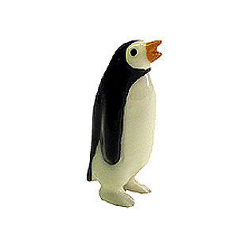 "Mama Penguin Figurine by Hagen Renaker (1 3/4"" tall)"