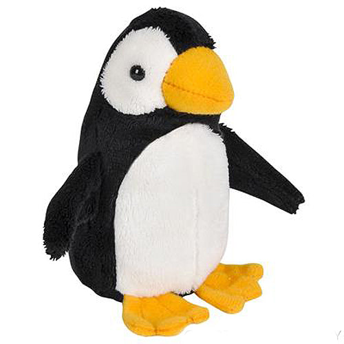 "Little Lucy Penguin Plush (3 1/2"" Tall)"
