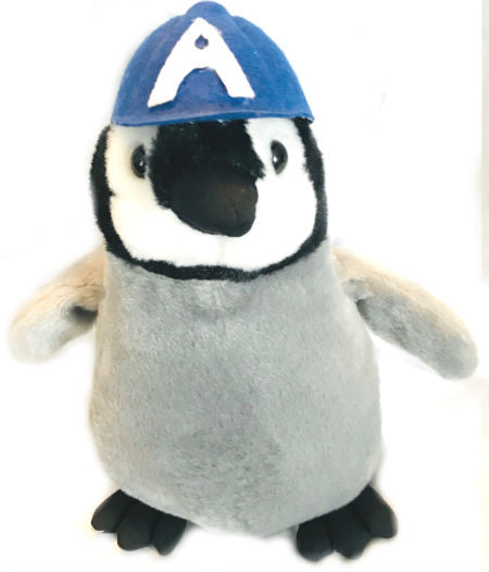 "Emperor Chick Noodles Plush Penguin (10"" Tall)"