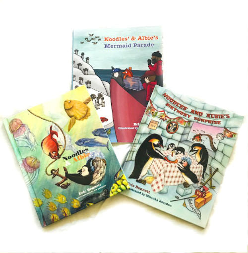 Penguin Picture Books Noodles Albie Award Winning Gift