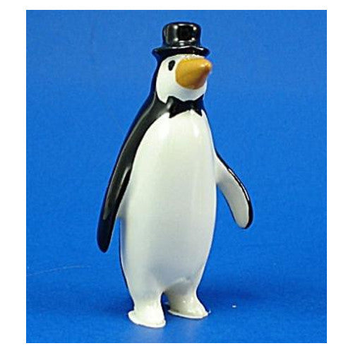 "Papa Penguin Figurine by Hagen Renaker (2"" tall)"